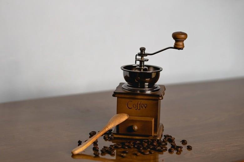 silent coffee beans machine