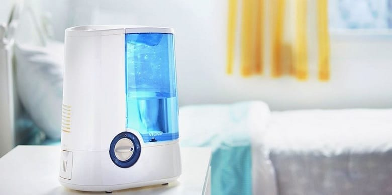 quiet humidifier