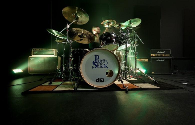 Make Drums Quiet