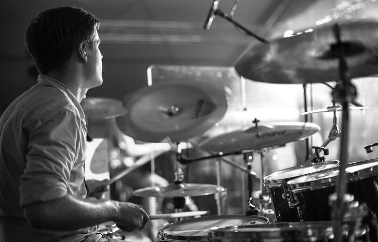 Make Drums Quieter