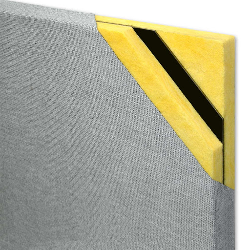acoustic fabric panel