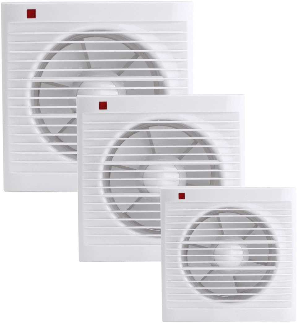 quiet bathroom exhaust fan