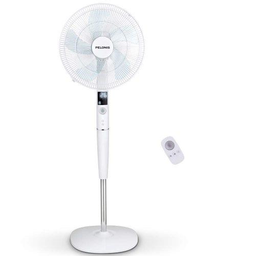 noiseless pedestal fans